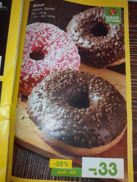 ( Netto MD   ) Donuts für 33 cent....