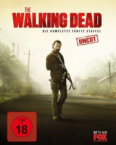 The Walking Dead Staffel 5 Blu-ray