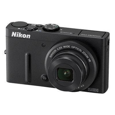 Nikon Coolpix 310 (weiß/schwarz) für 188€ (-35%)