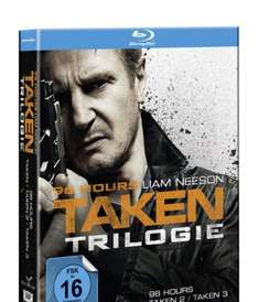 [MM Bruchsal] Taken Trilogie Bluray 19,99,-