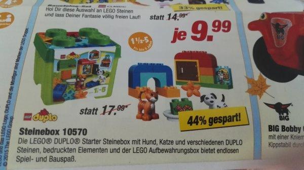 [Rofu Kinderland] Lego Duplo Steinebox 10570
