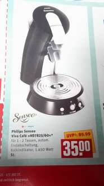 Philips Senseo Viva Cafe HD7825/60