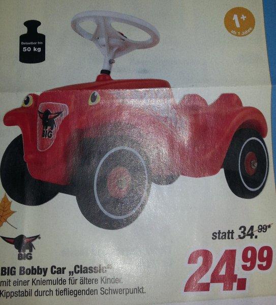 [ROFU] BIG Bobby Car Classic für 24,99€ (Idealo: 29,85€)