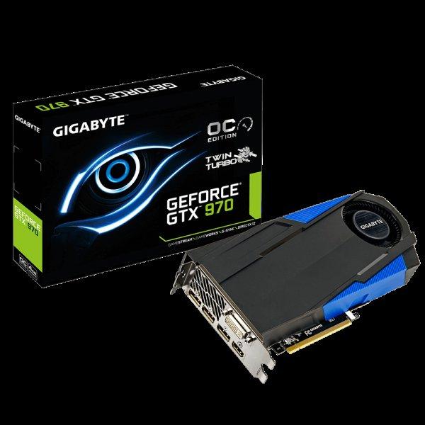 [lambda-tek] GigaByte GV-N970TTOC-4GD GTC 970 mit 4GB Ram