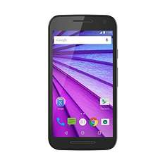"[Amazon.it] Motorola Moto G 3 LTE (5"" HD IPS, Snapdragon 410 Quadcore 1,4 GHz, 2GB Ram, 16GB intern, 13MP Kamera, IPX7, Android 5.1.1 -> Android 6) für 210,50€ (- 10€ durch Gutschein-Aktion möglich)"