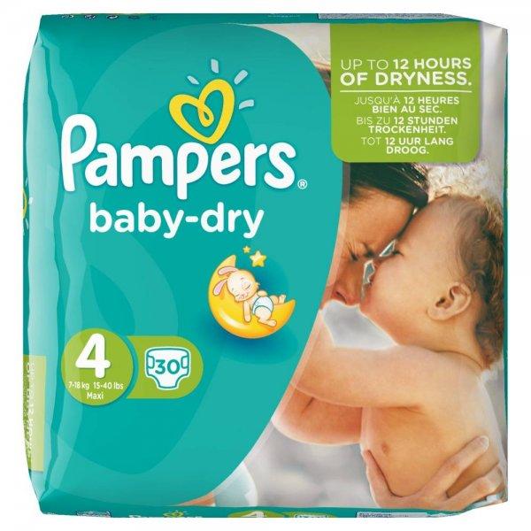 [Lokal HH - Philipps] Pampers baby-dry Sparpack in 4 oder 4+ für nen Fünfer