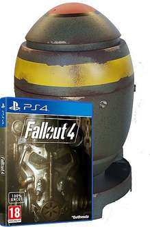 *Ausverkauft* Fallout 4 Uncut Bomb Limited Edition (PS4/XBOXONE) @gamesonly.at