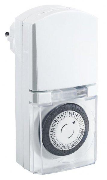 [Kaufland] Zeitschaltuhr (analog) für innen oder für außen