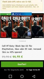 call of duty black ops 3 alle systeme