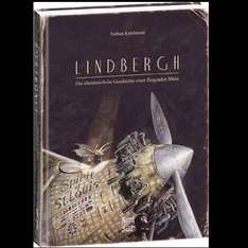 Lindbergh - Die abenteuerliche Geschichte einer fliegenden Maus (Hörbuch)