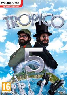 [PC] Tropico 5 Steam Gift @kinguin