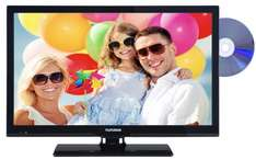 Amazon Blitzangebot: Telefunken L22F275I3D 56 cm (22 Zoll) Fernseher (Full HD, Triple Tuner, DVD-Player) @ 169,99 Euro