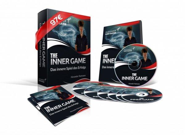 Hypnosecoaching von Alexander Hartmann: The Inner Game - Das innere Spiel des Erfolgs
