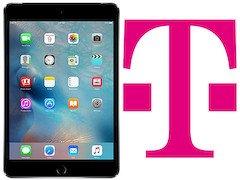 iPad Mini 4 64GB Wifi + Cellular im Netz der Telekom mit 2 GB LTE (150mbits)