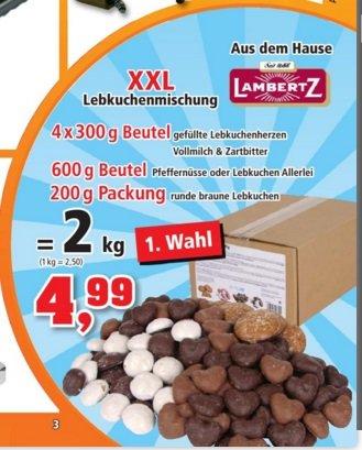 Offline Thomas Philipps XXL Lebkuchenmischung 4,99 / 2kg