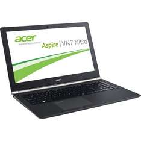 Acer Nitro Black mit Intel i7-Quad bis 3.6GHz, 16GB RAM, 1TB SSHD, mattes 15,6 Zoll IPS-Display mit 3840x2160, GeForce GTX 960M, beleuchtete Tastatur, Windows für 1.199€ bei ZackZack.de