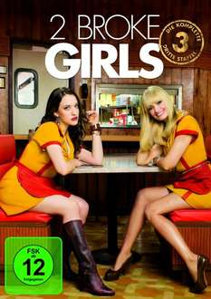 [Amazon Prime] 2 Broke Girls Staffel 3 (DVD)