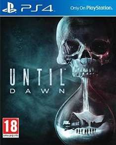 [Amazon.fr] Until Dawn (PS4) (FSK 18 PEGI, in dt. spielbar) für 43,69€ [Disc-Version]