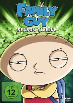 [Amazon] Family Guy Season 12