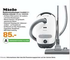 (lokal) Miele Classic C1 Special SBAG1 für 85€ @ Saturn Karlsruhe