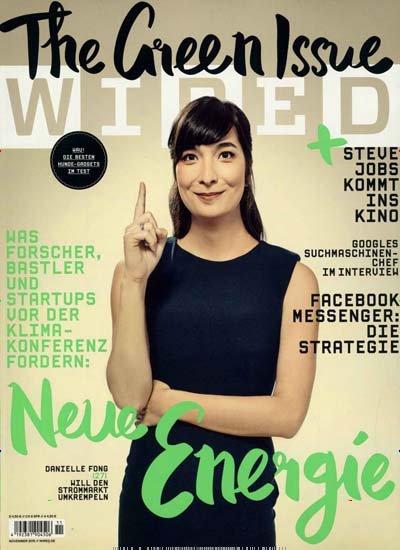 WIRED - Jahresabo der Zeitschrift für effektiv 2,00€ durch 25,00€ Amazon-Gutschein