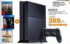 [Lokal Kiel] Playstation 4 1TB (CUH-1216B) + Uncharted: The Nathan Drake Collection , Last Of Us & The Order: 1886