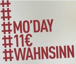 Thalys Promo Day- ab dem 04.11. 9 Uhr - alle Ziele (Paris, Brüssel etc.) für 11€ im November