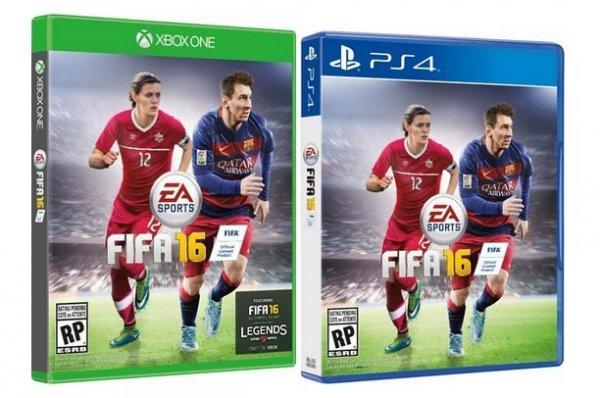 [Saturn] FIFA 16 - PlayStation 4 und XBoxOne für je 44,99€ mit Newslettergutschein und Filialabholung