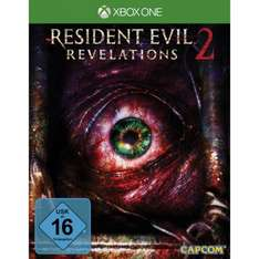 [Conrad] Resident Evil Revelations 2 (Xbox One) für 16,55€ [Disc-Version]