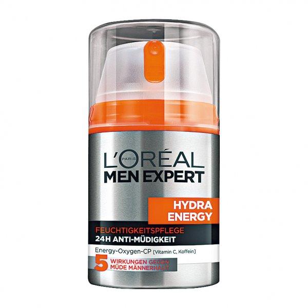 L'Oreal Hydra Energy MEN für 2,79€/2,51€ [Müller]