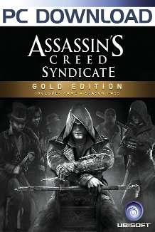 [Origin Brasilien] Assassin's Creed Syndicate Gold Edition (PC)