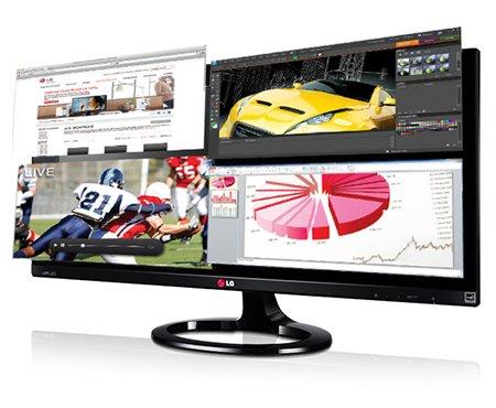 [lokal: Media Markt Kulmbach] LG 29EA73-P 250€ | idealo: 482,98€ | 21:9 Ultrawide Monitor mit DisplayPort und Lautsprechern