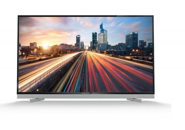 """Grundig 48 VLX 8580 BL für 544,99€ - 48"""" UHD TV mit 3D und Triple-Tuner"""