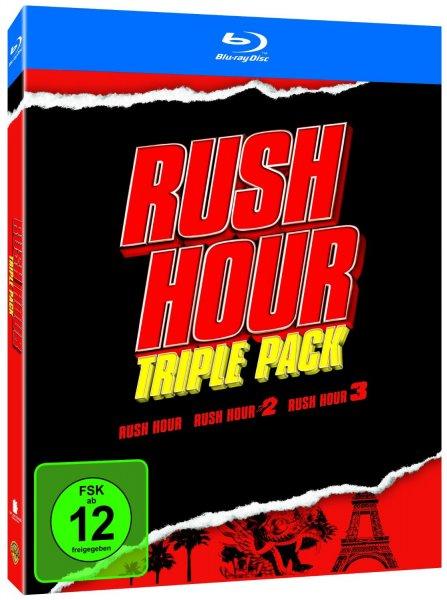 (alphamovies.de) Rush Hour Trilogy auf Blu-ray für 20,94€