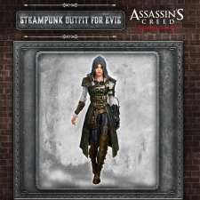 AC Syndicate: Steampunk Outfit for Evie [PS4]