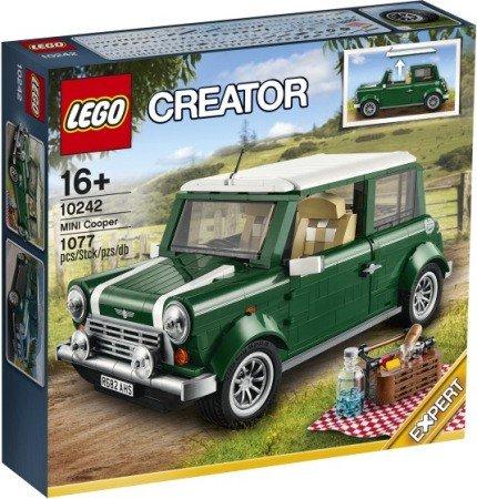 Rakuten.de, LEGO MINI Cooper 10242, 89,99€ (22,25€ in Rakutenpunkte)