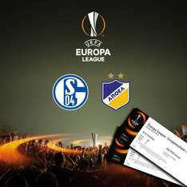 Trick für Schalke Fans und Groundhopper um fast zum Nulltarif an Tickets für ein Europa League Spiel auf Schalke zu kommen