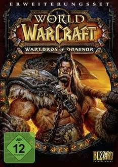 World of Warcraft Warlords of Dreanor für 26,99 (Lokal IN)