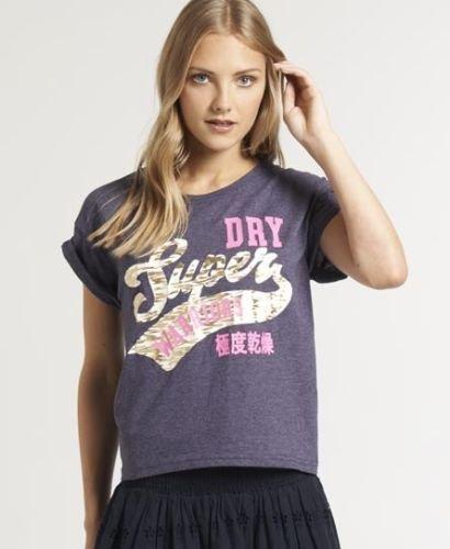 [superdry-store eBay] Superdry Shirts für Mädels - diverse Modelle