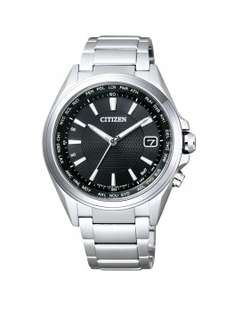 Citizen Herren-Armbanduhr RADIO CONTROLLED Analog Quarz Titan CB1070-56E  € 404,19
