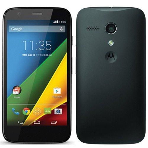 Motorola Moto G 4G LTE Schwarz 119,99€ @ebay (mobile-trend und villa_exclusive)