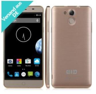 Smartphone Elephone Pioneer P7000 , 5.5 Full-HD, 3/16/64GB, Android 5, Octacore 8x1,7GHz, DualSim,3450 mAh Akku ab DE