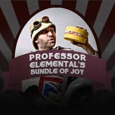 [MUSIK] ♫ Proessor Elemental's Bundle of Joy ♫ @ Groupees