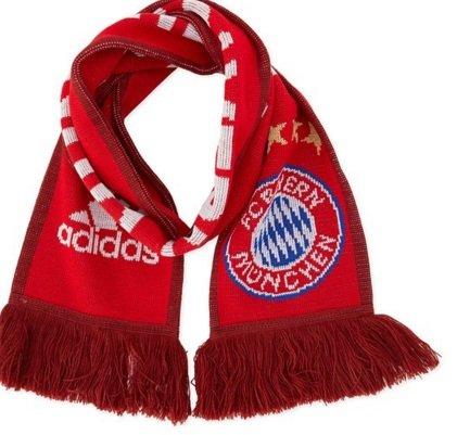 [Amazon Prime] Adidas Fan Schal FC Bayern München 9,95 € (Idealo: 17€)