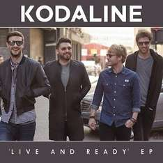 [Play Store] Kodaline - Live and Ready EP (Google Play Exclusive)