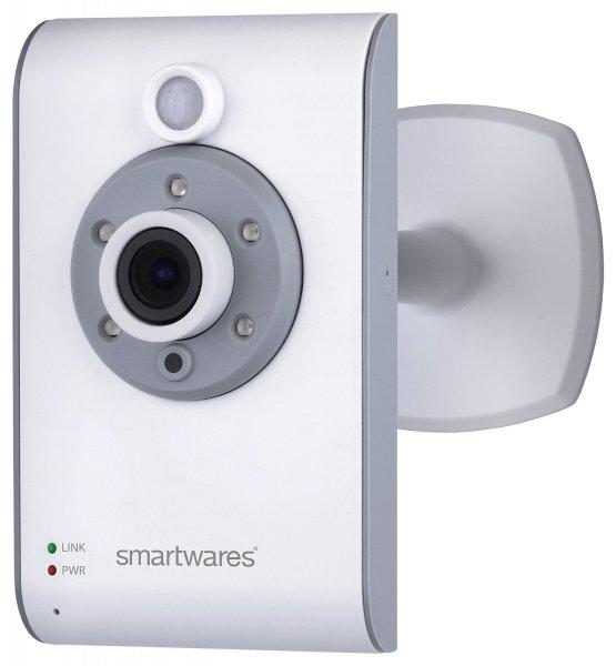 [Amazon] Smartwares WiFi IP-Kamera für den Innenbereich, C733IP, 1280x720