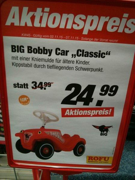 Rofu [offline] BIG Bobby Car Classic für 24,99