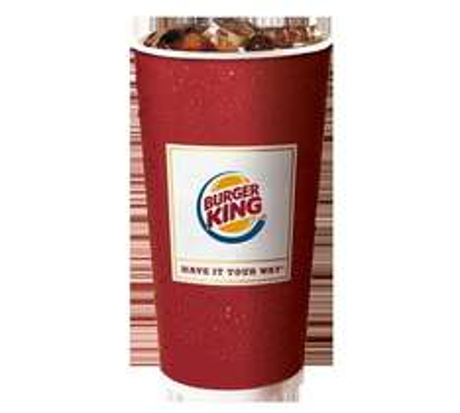 Burger King 0,4L mittlere Cola 0,99€ PLU 5000