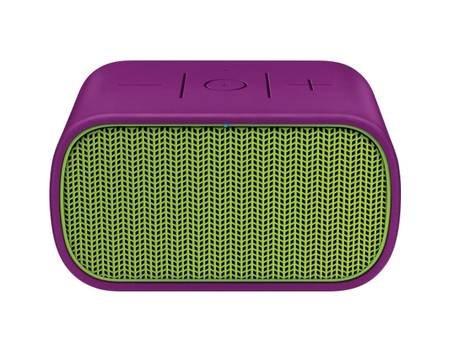 [Allyouneed] Logitech UE Mini Boom, Mobiler Bluetooth® Lautsprecher, tragbar, drahtlos, Violett/Grün für 44,90€ Versandkostenfre.Mit Newslettergutschein für 39.90€