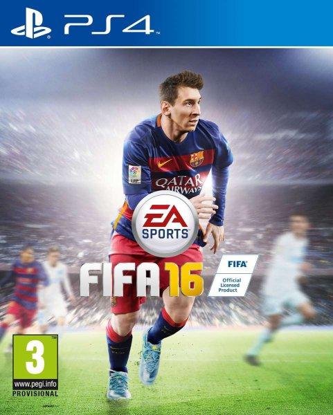 PS4 Fifa 16 bei Otto.de für 35,09€ - Neukunden!